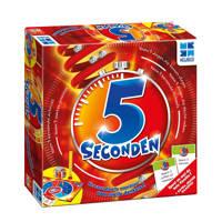Megableu 5 Seconden met juniorkaarten bordspel