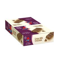 Atkins Endulge Crispy Melk Chocolade repen - 13 + 2 gratis