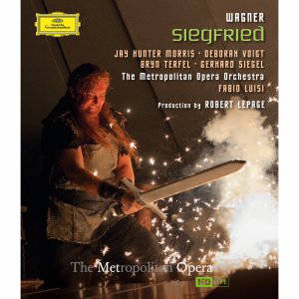 Terfel/Hunter Morris/Siegel/Voigt - Siegfried (DVD)