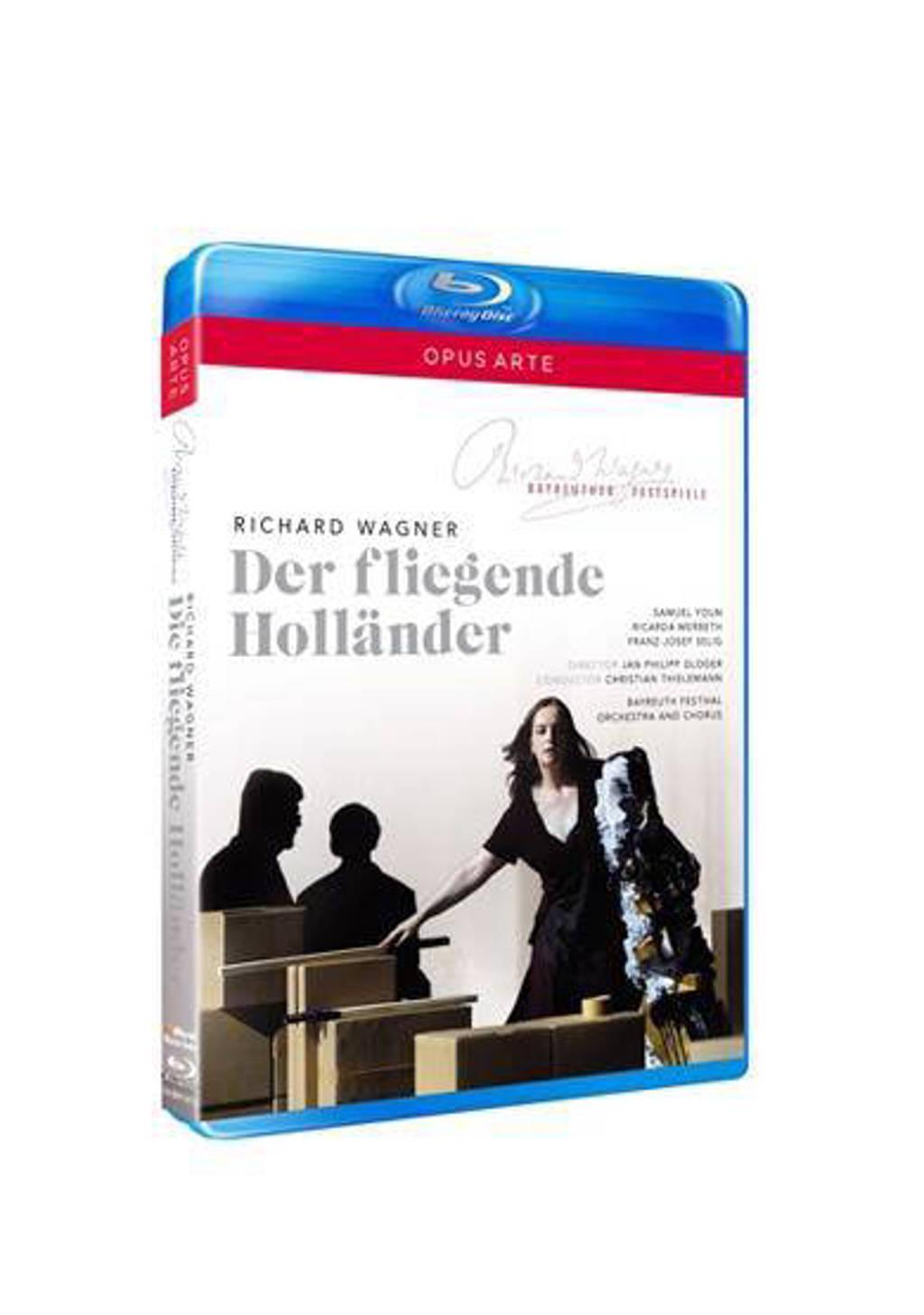 Bayreuth Festival Orchestra & Choru - Der Fliegende Hollander (Blu-ray)