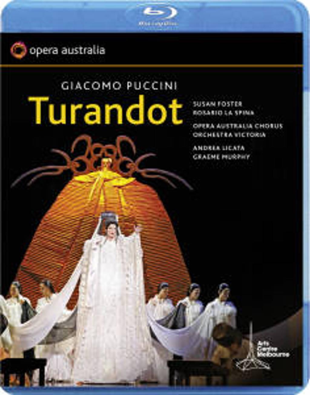 Foster,La Spina,Kwon,Arthur - Turandot, Arts Centre Melbourne 201 (Blu-ray)