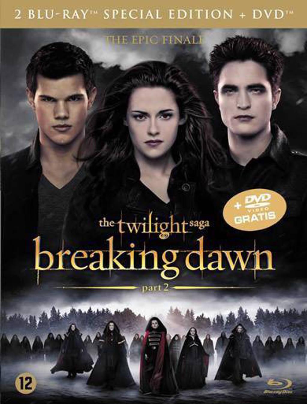 Twilight saga - Breaking dawn part 2 (Blu-ray)