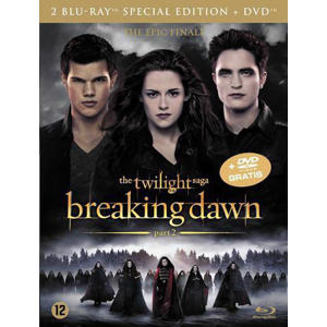 Twilight saga - Breaking dawn part 2 (Blu-ray)