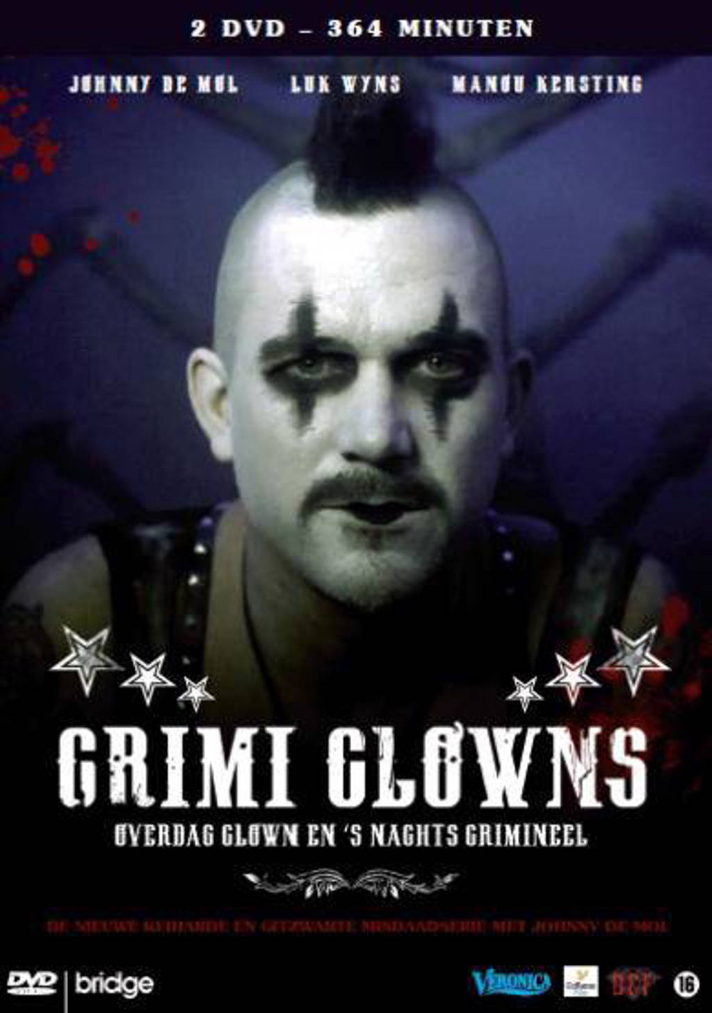 Crimi clowns - Seizoen 1 (DVD)