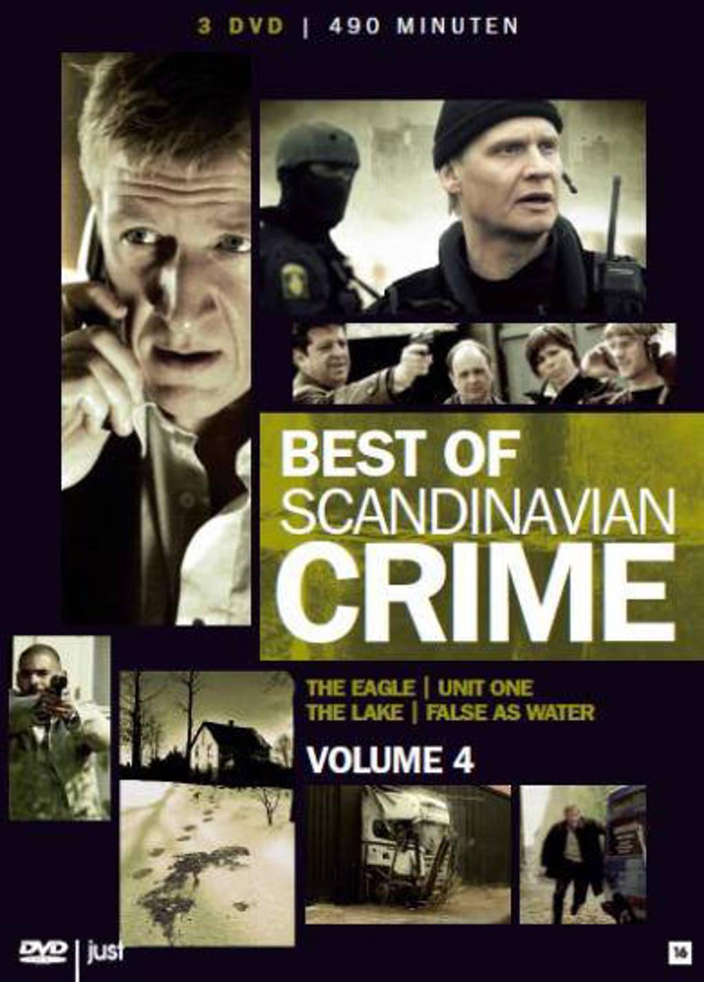 Best of Scandinavian crime 4 (DVD)