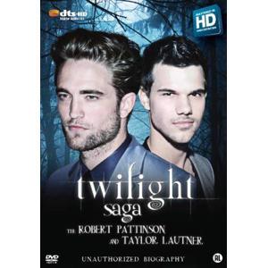 Twilight - The Robert Pattinson and Taylor Lautner saga (DVD)