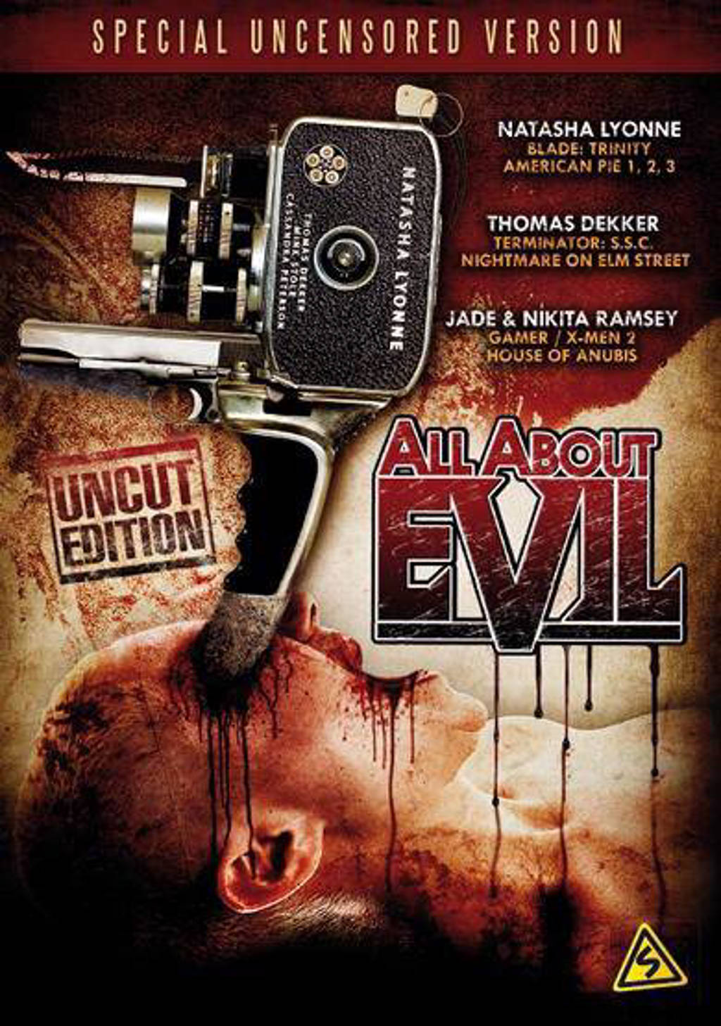 All about evil (DVD)