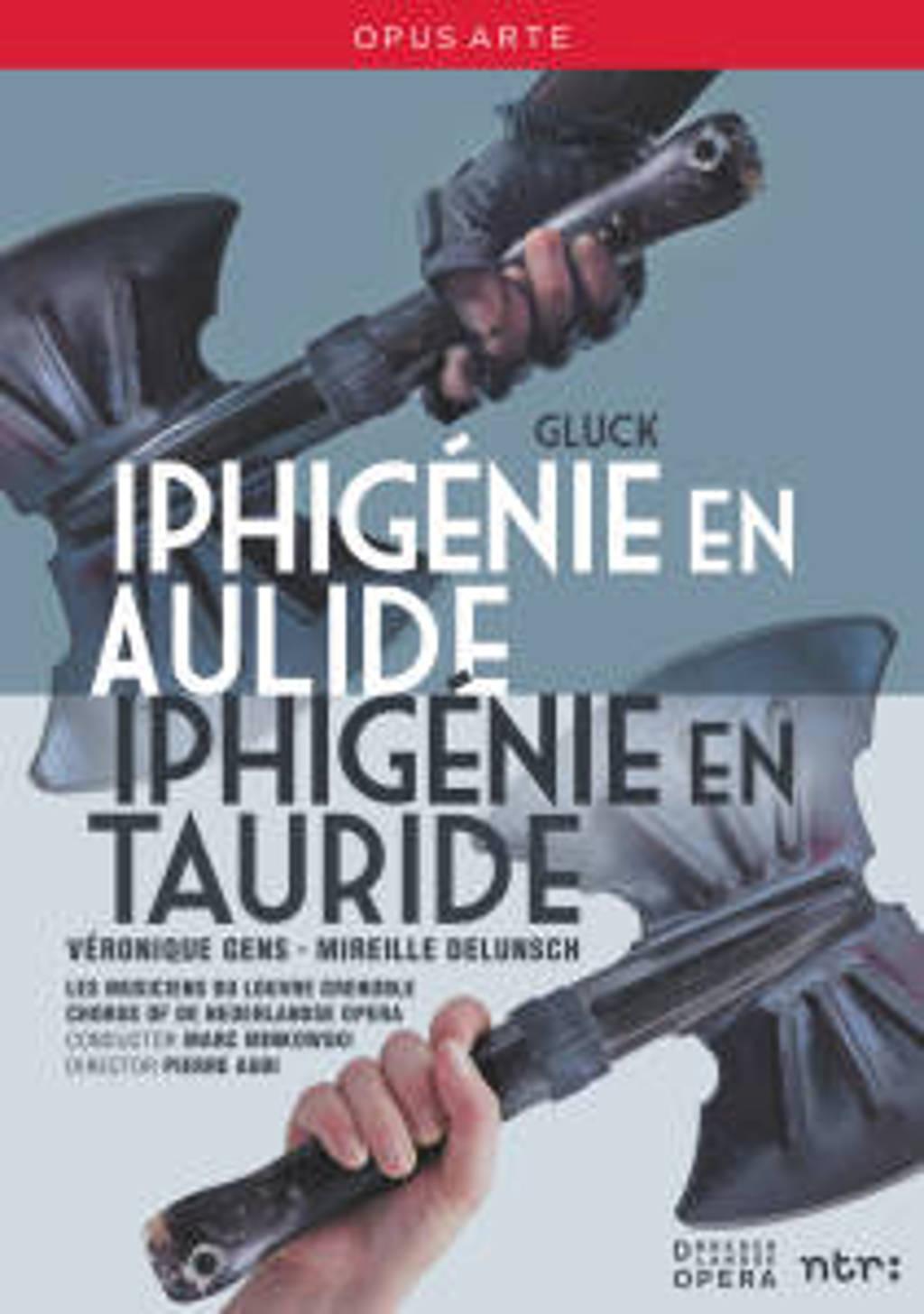 Les Musiciens Du Louvre.Grenoble / - Iphig,Nie En Aulide & Tauride (DVD)
