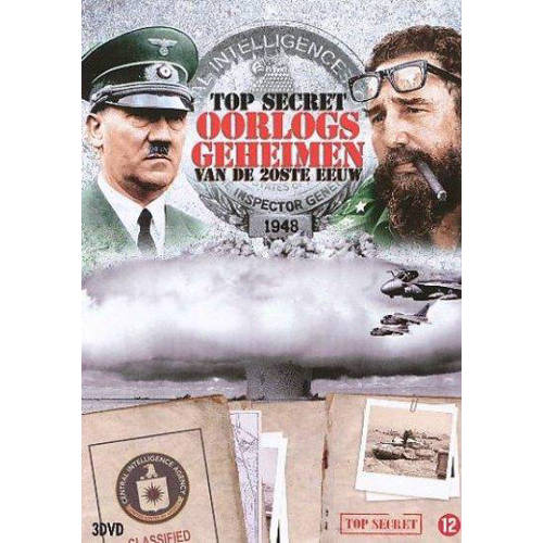 Topsecret - Oorlogsgeheimen van de 20e eeuw (DVD) kopen