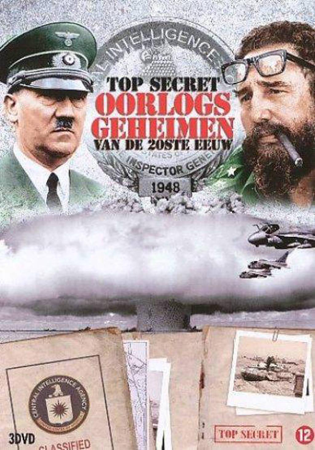 Topsecret - Oorlogsgeheimen van de 20e eeuw (DVD)