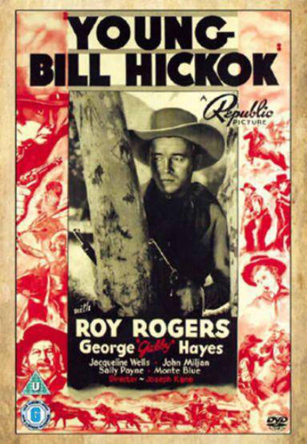 Movie/TV Series - Young Bill Kickok (DVD)