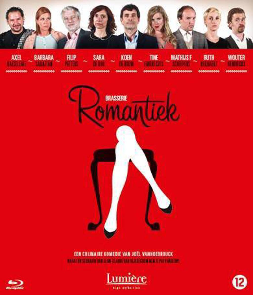 Brasserie romantiek (Blu-ray)