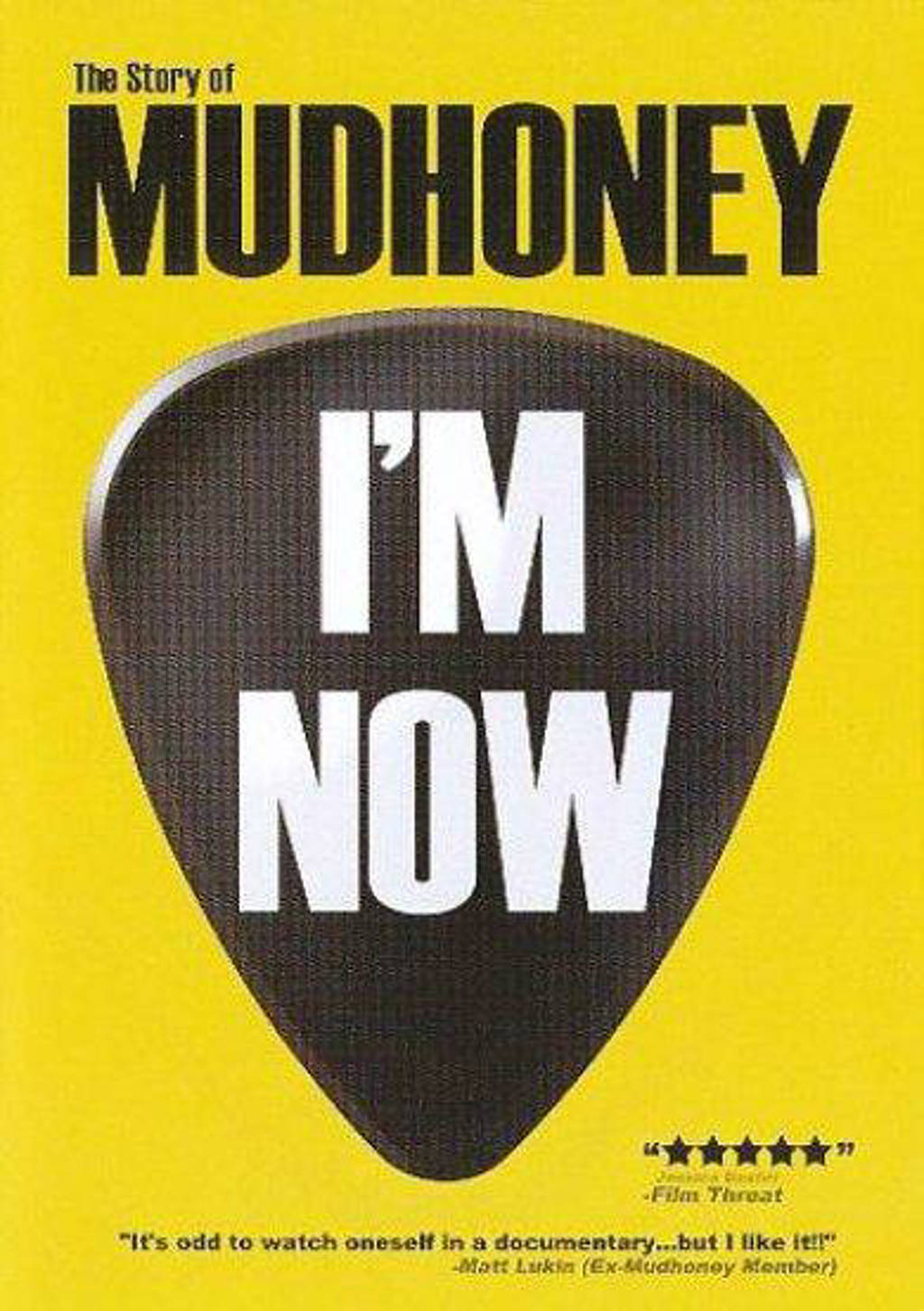 I'm Now: The Story Of Mudhoney (DVD)