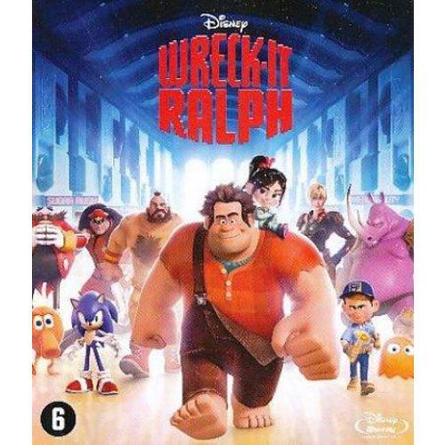 Wreck it Ralph (Blu-ray) kopen