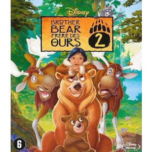 Brother bear 2 (Blu-ray)