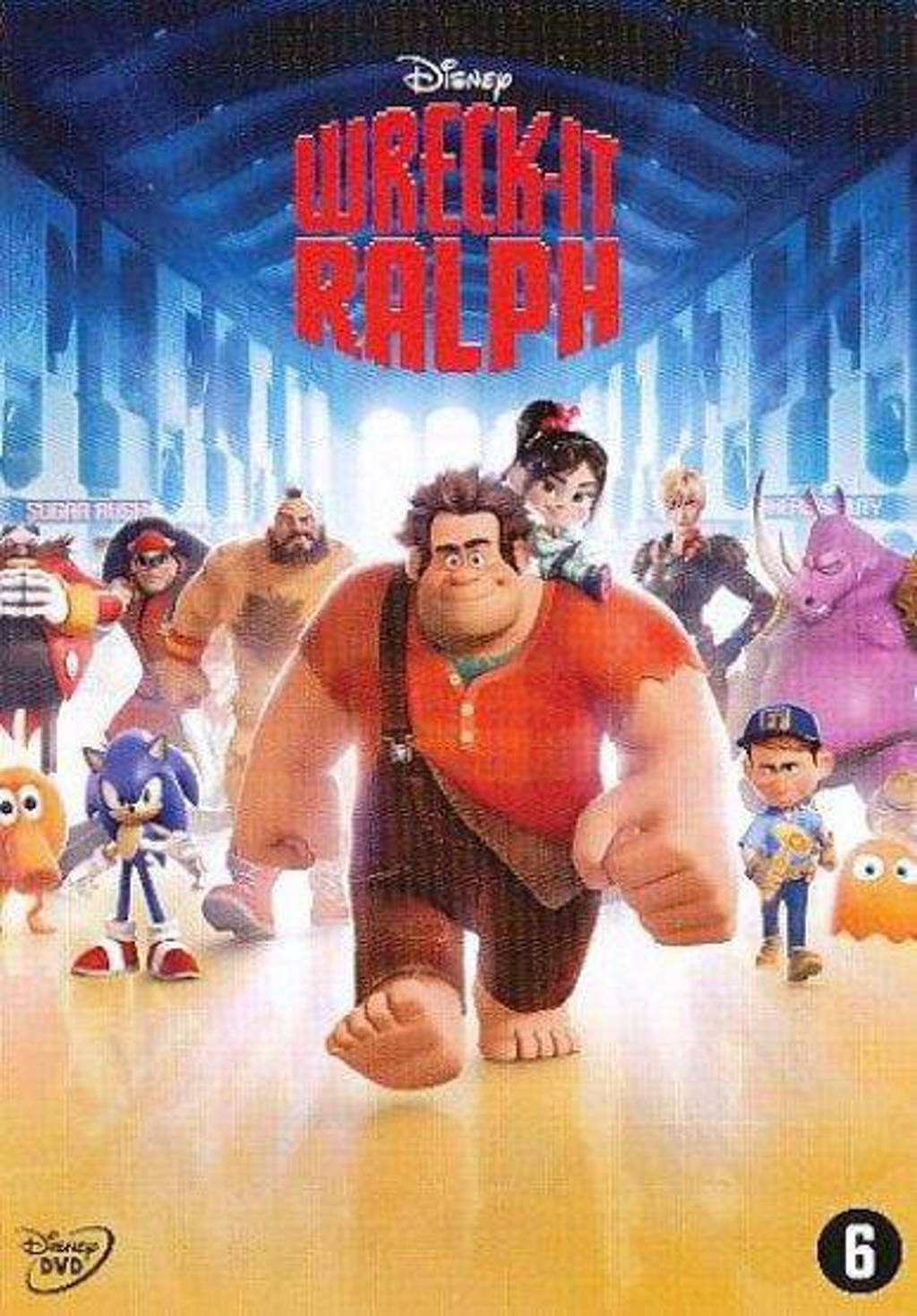 Wreck it Ralph (DVD)