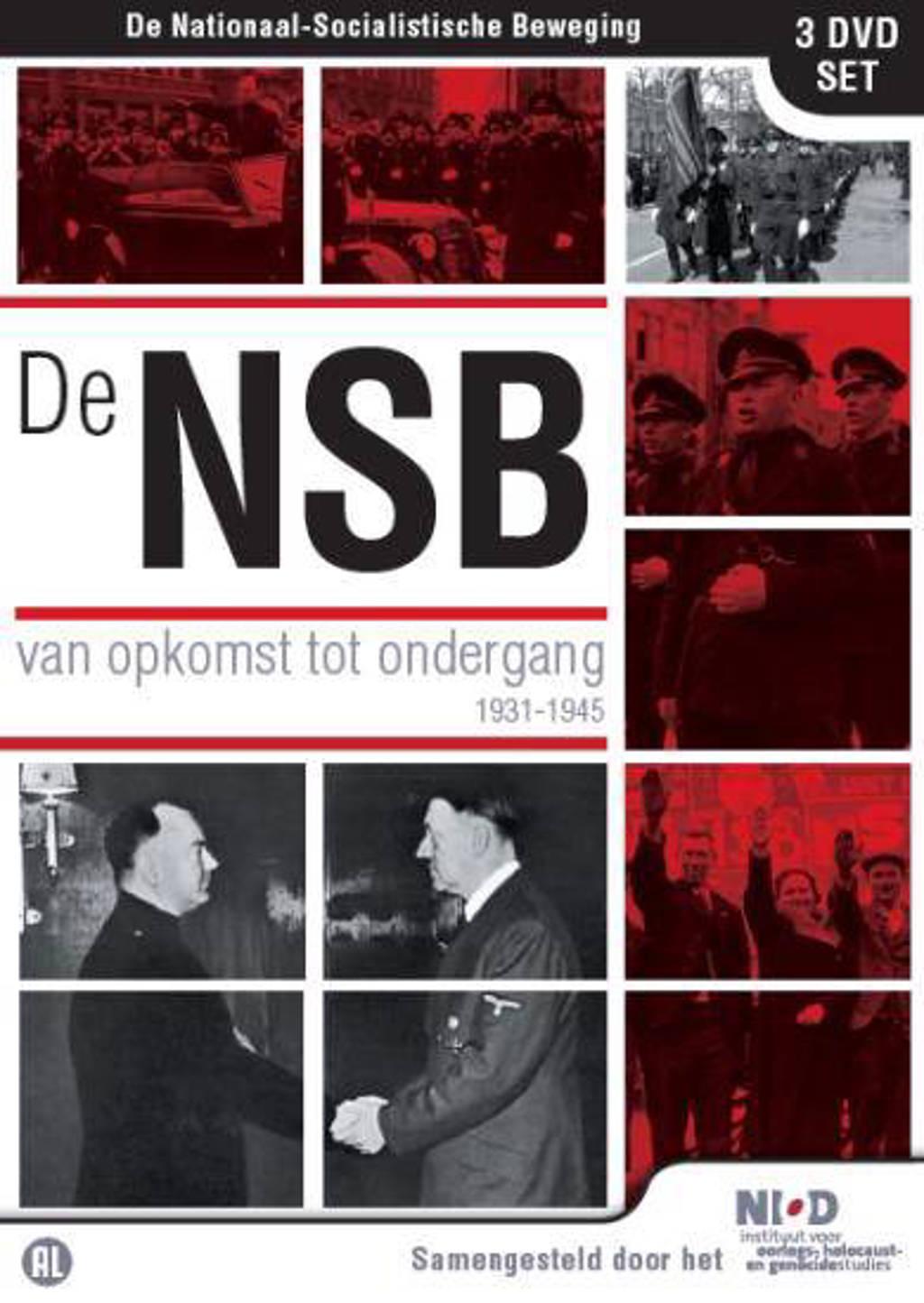 De NSB - Van opkomst tot ondergang (DVD)