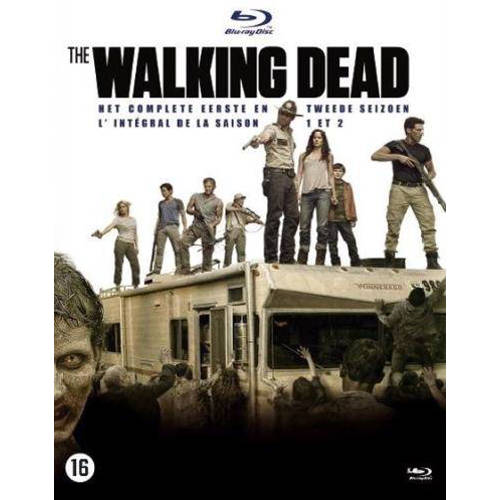 Walking dead - Seizoen 1 & 2 (Blu-ray) kopen