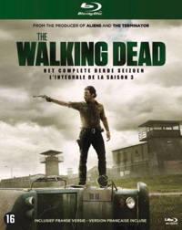 The walking dead - Seizoen 3 (Blu-ray)