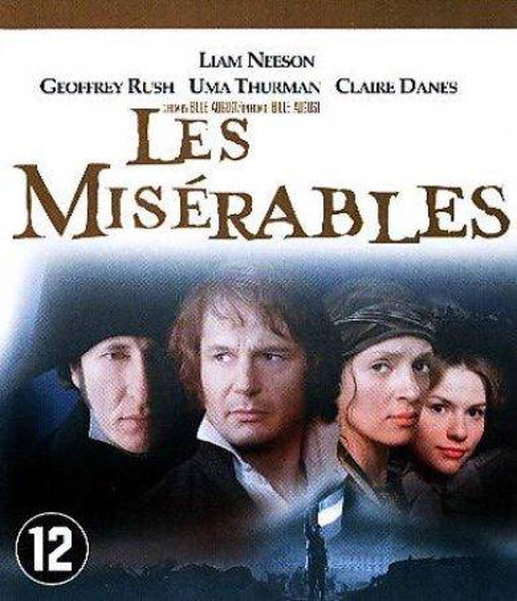 Les miserables (1998) (Blu-ray)