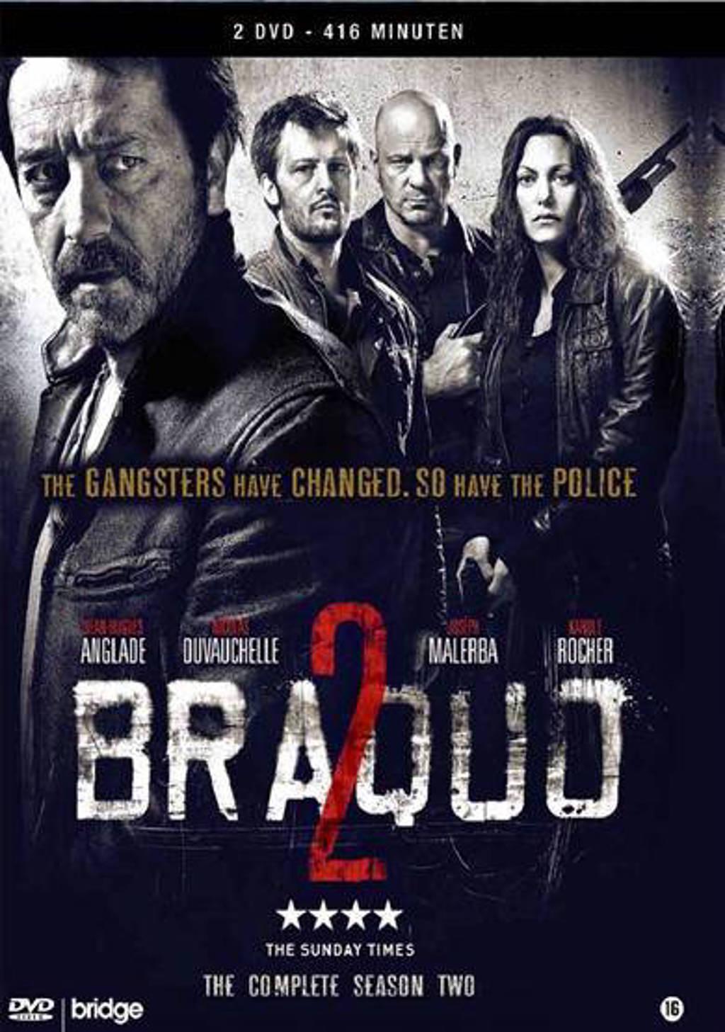 Braquo - Seizoen 2 (DVD)