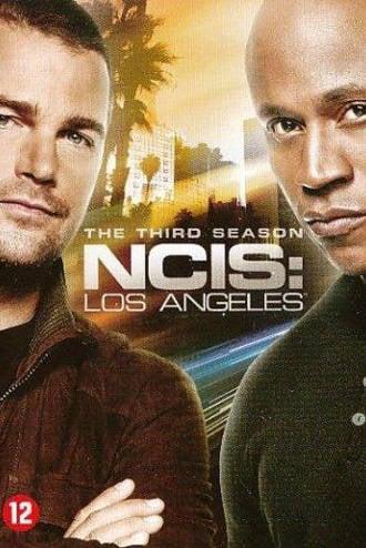 NCIS Los Angeles - Seizoen 3 (DVD)
