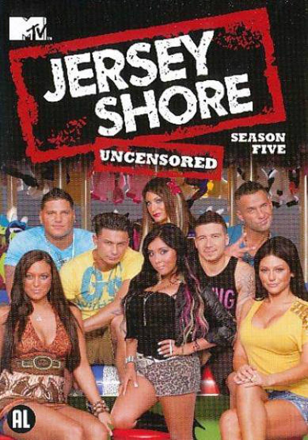 MTV Jersey shore - Seizoen 5 (DVD)
