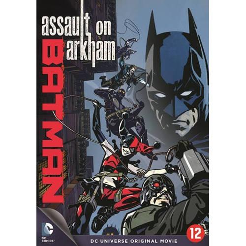 Batman - Assault on arkham (DVD) kopen
