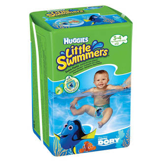 Disney Baby Little Swimmers zwemluiers maat 3/4