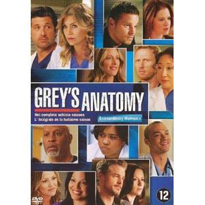 Grey's anatomy - Seizoen 8 (DVD)