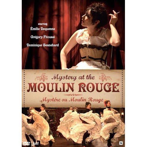 Mystery at the Moulin Rouge (DVD) kopen