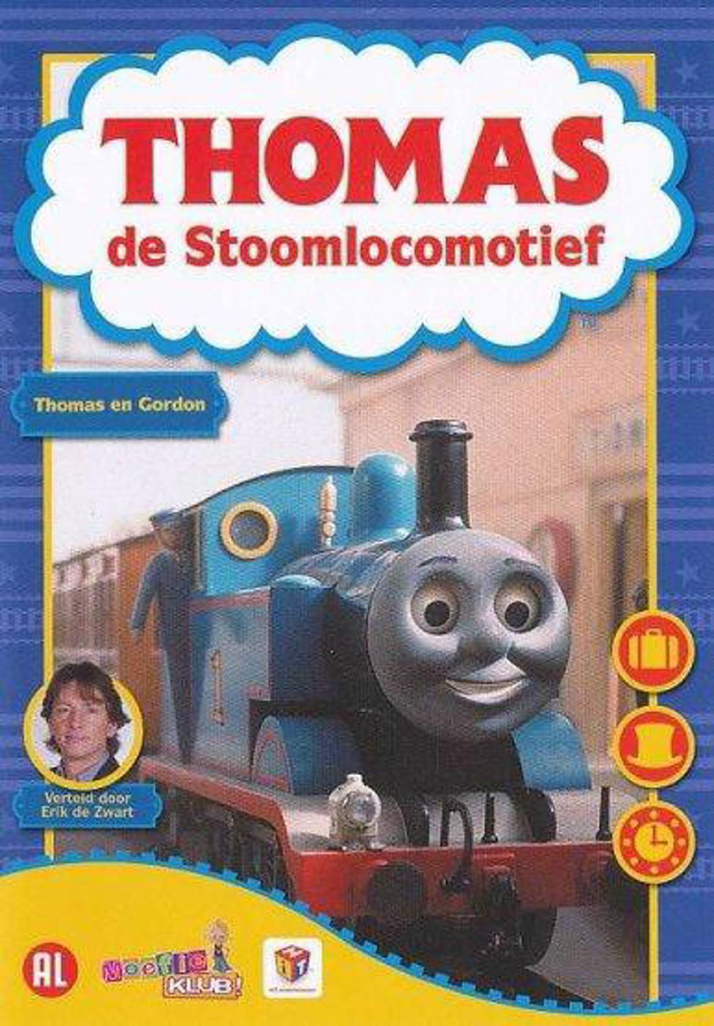 Thomas de stoomlocomotief - Thomas & Gordon (DVD)