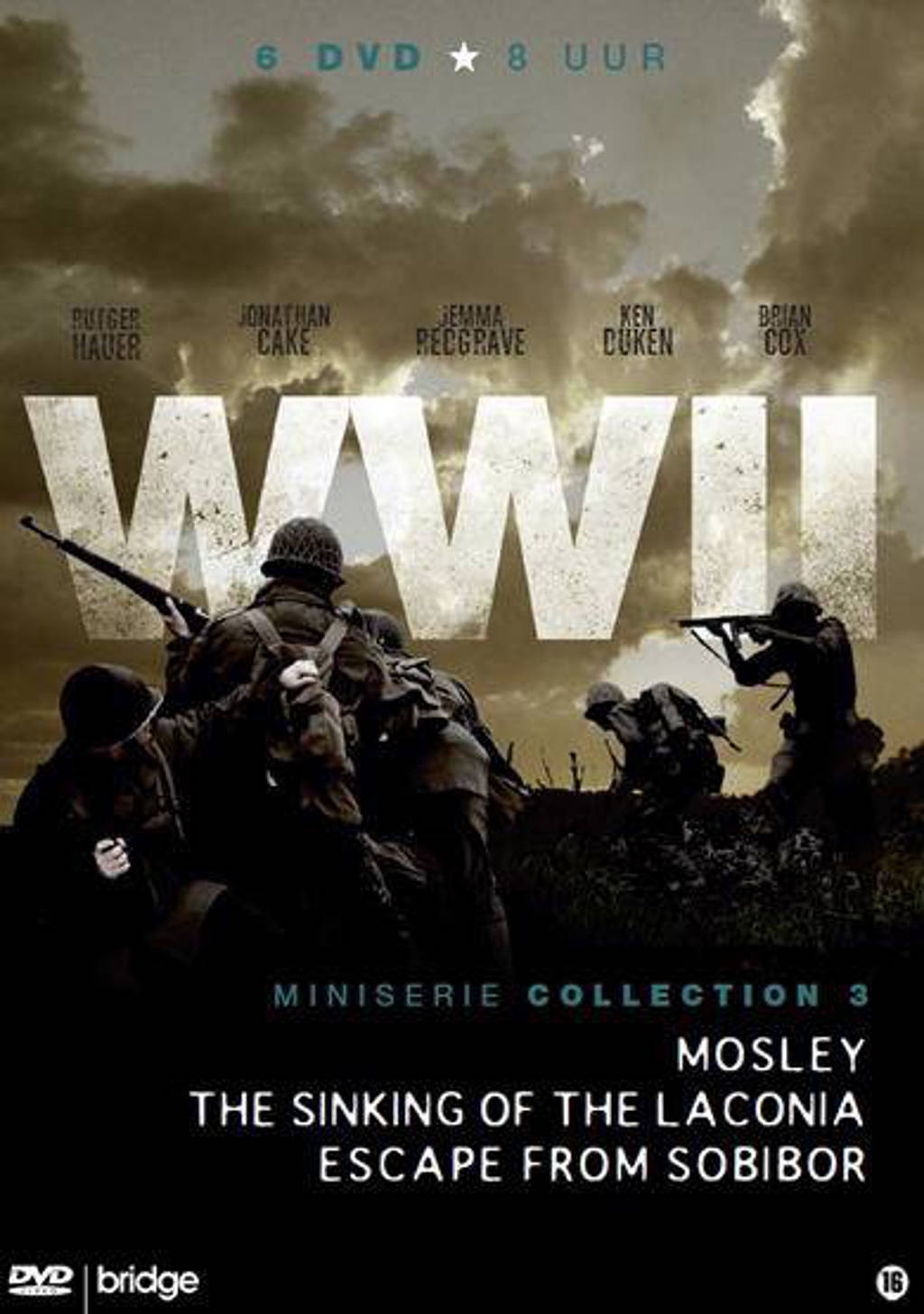 WWII miniserie collection 3 (DVD)
