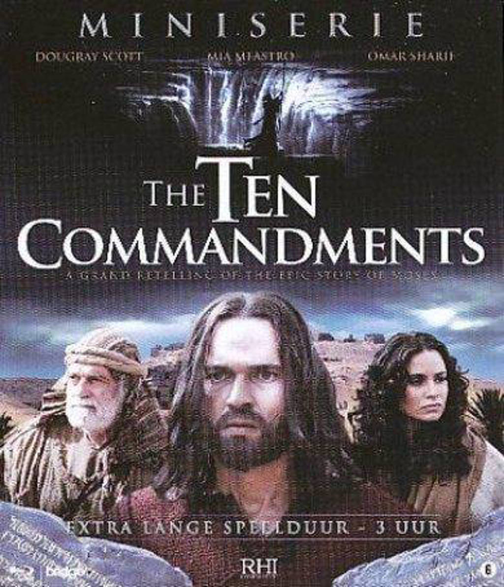 Ten commandments (Blu-ray)