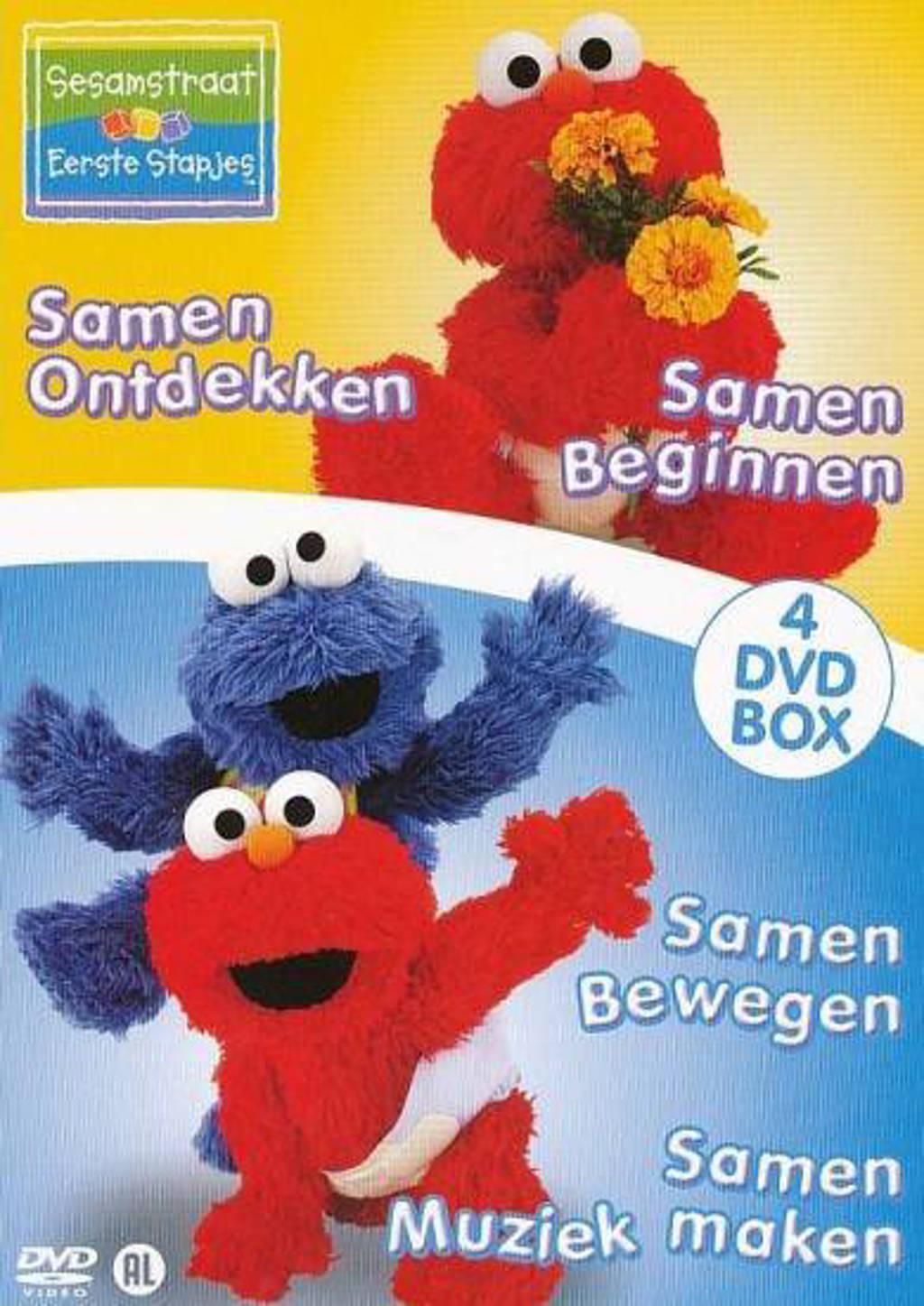 Sesamstraat box (DVD)