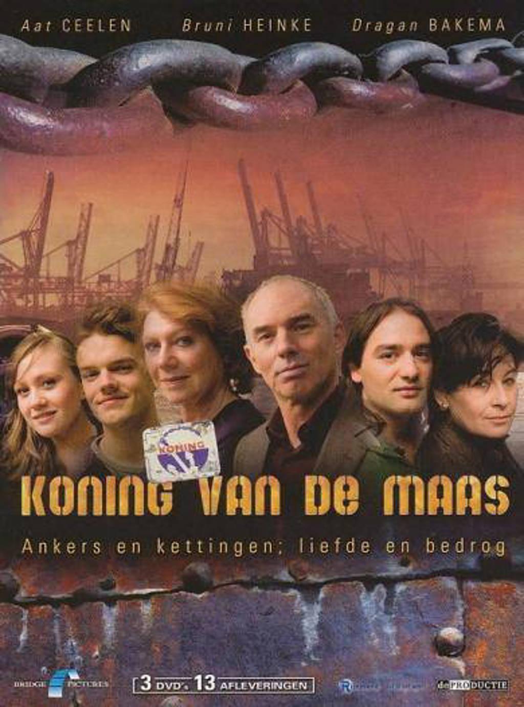Koning van de maas (DVD)