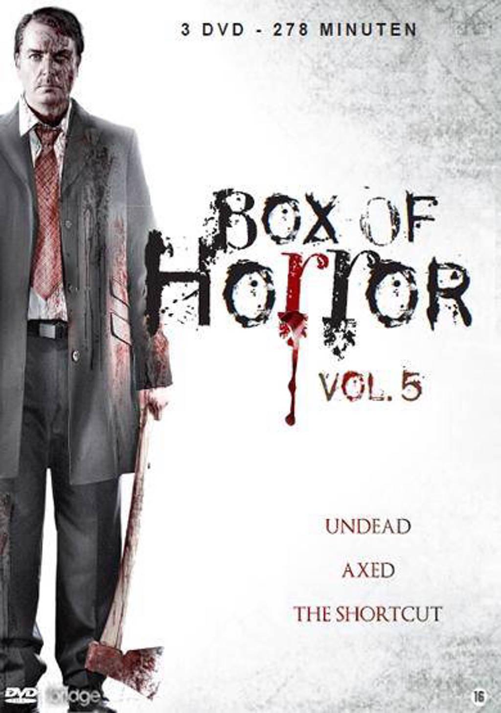 Box of horror 5 (DVD)