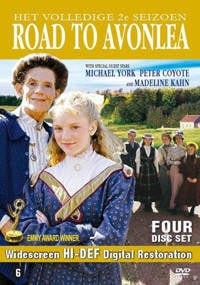 Road to Avonlea - Seizoen 2 (DVD)