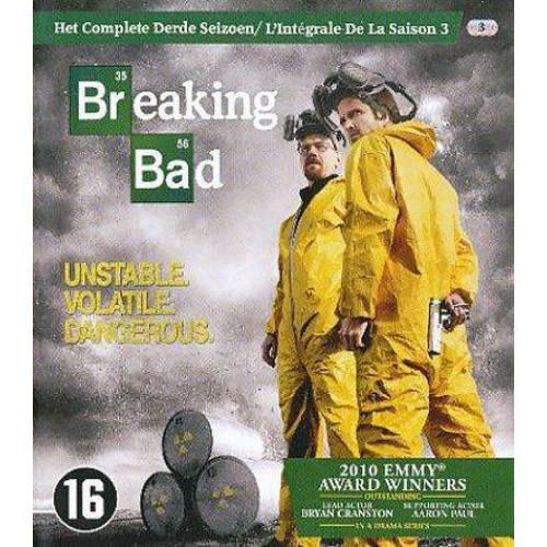 Breaking bad - Seizoen 3 (Blu-ray) kopen