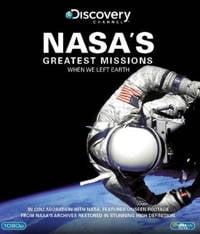 NASA's greatest missions (Blu-ray)