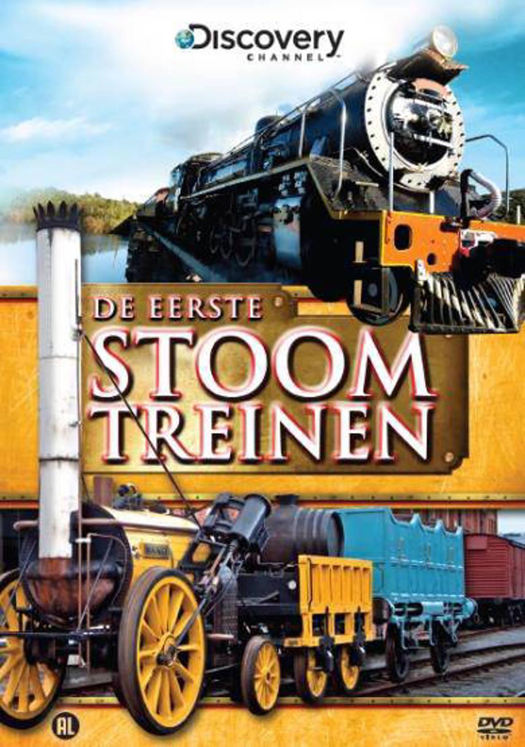 Eerste stoomtreinen (DVD)