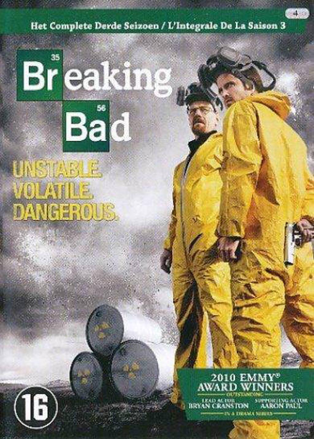 Breaking bad - Seizoen 3 (DVD)