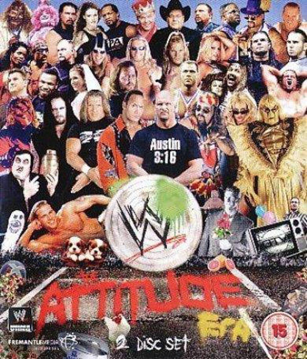 WWE - The Attitude Era (Blu-ray)
