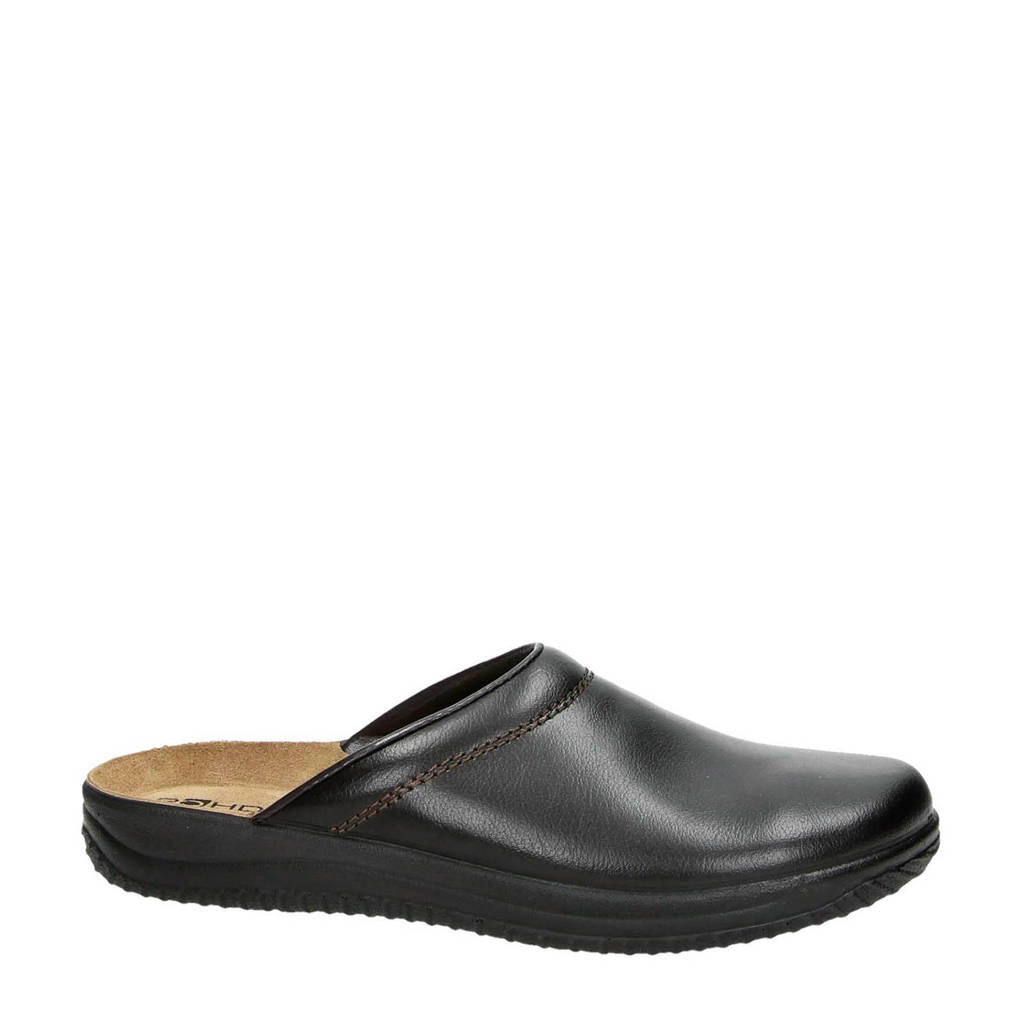 Rohde pantoffels, Bruin
