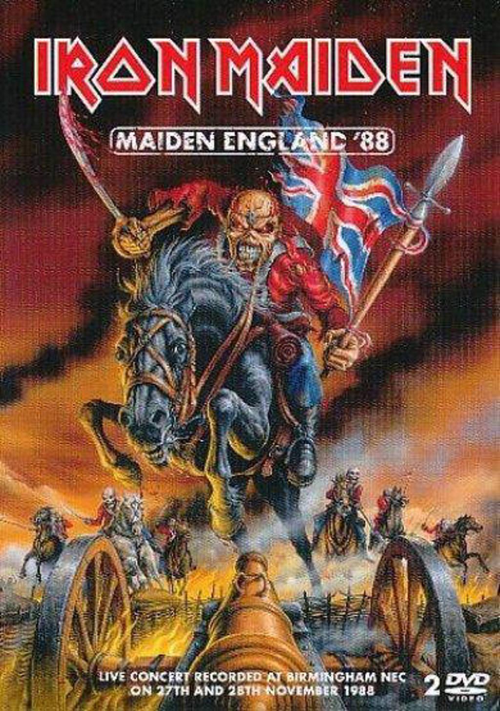 Iron Maiden - Maiden England 88 (DVD)