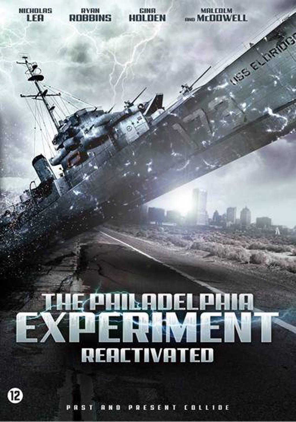 Philadelphia experiment reactivated (DVD)