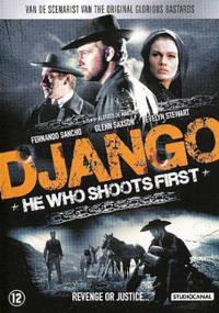 Django - He who shoots first (DVD)