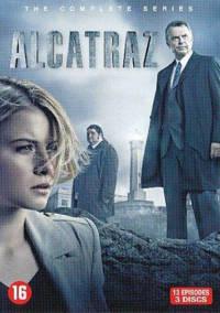 Alcatraz - Complete serie (DVD)