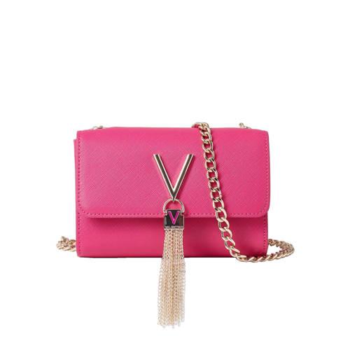 Valentino Handbags-Handtassen-Divina SA Clutch-Paars