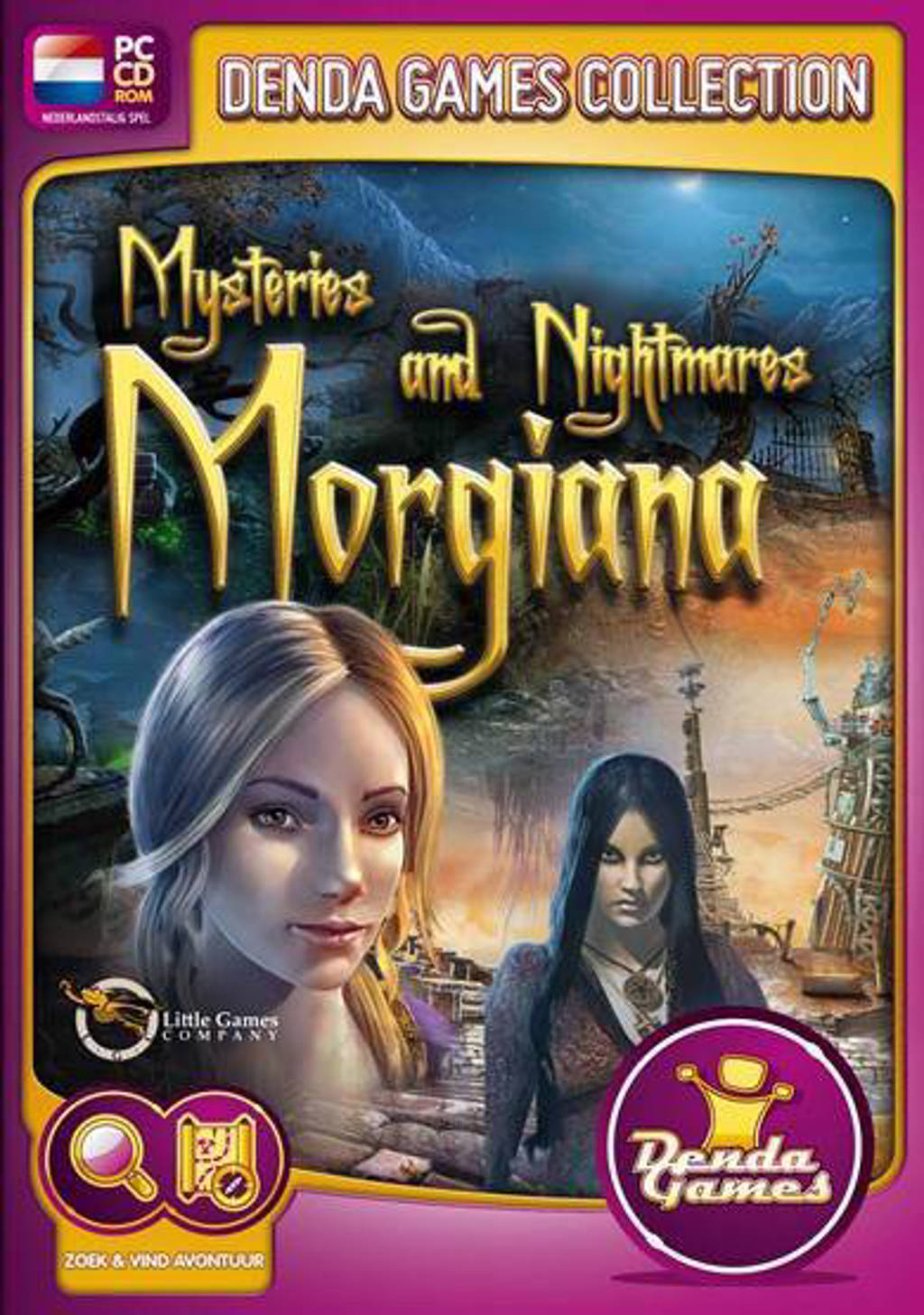 Mysteries and nightmares - Morgiana (PC)